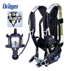 Drager PSS 3000 Self-Contained Breathing Apparatus with Cylinder
