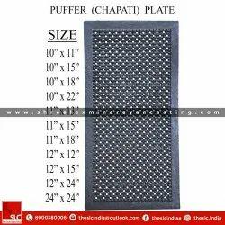 SLC Cast Iron Puffer Chapati Plate