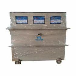 Automatic Single Phase Servo Voltage Stabilizer, 340 V, 380V