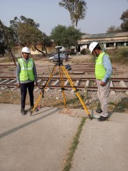 DGPS Survey service provider in Gurgaon