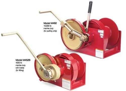 gaixample.org Material Handling Products Manual Winches Boats ...