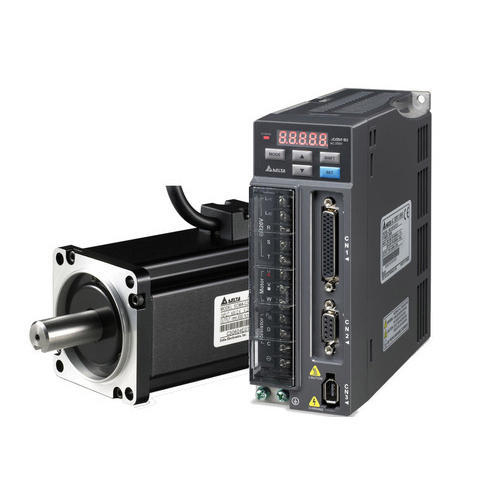 Delta Ac Servo Motor And Driver, Rs 18000 /piece Mahi Automation | ID:  17485142988