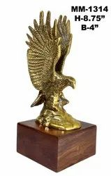 Brass Eagle Paoti Stand