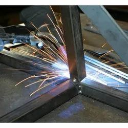 Steel Fabrication Service, Thickness: 5 Mm