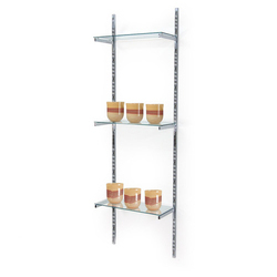 Glass Shelves On Wall