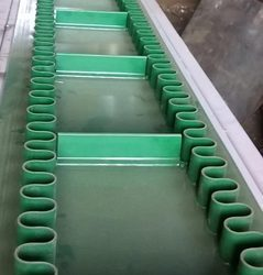 10 mm PVC Conveyor Belt