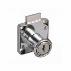 Stainless Steel LG Drawer Lock, Chrome