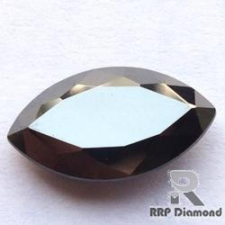 Rrp Diamond Black Marquise Cut Loose Diamonds, Size: 0.1 To 100 Caret