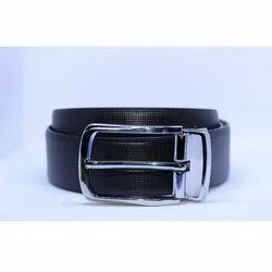 Small Matt Italian Leather Belt
