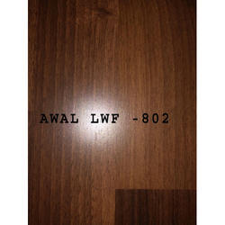 Awal Brown wooden flooring, 15mm