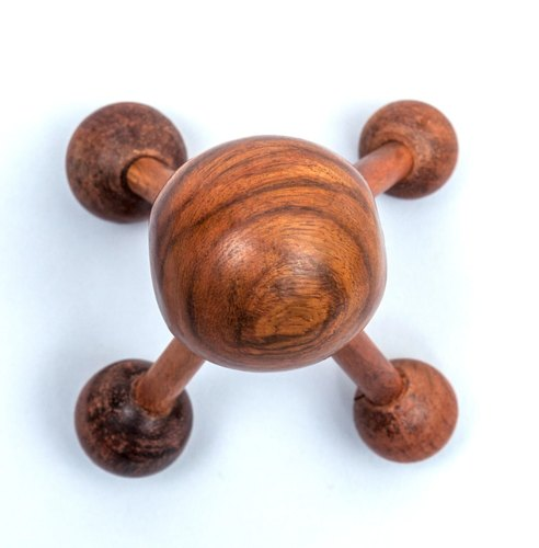 Soulgenie Wooden Acupressure Massager With 5-Knobs, Rs 250 ...