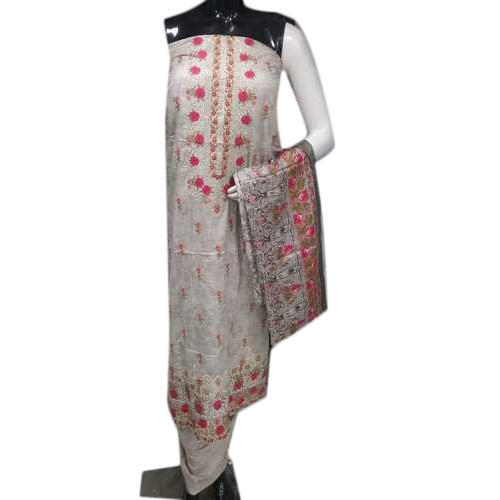 6664cd0f40 Cotton Stylish Bin Saeed Unstitched Lawn Suit, Rs 1800 /piece | ID ...