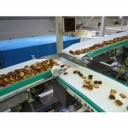 Food Handling Conveyor System