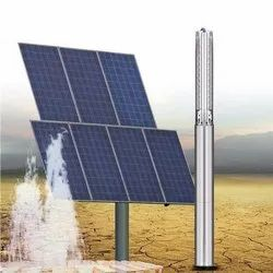 Solar 3HP Pump Structure