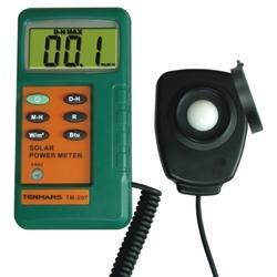 Tenmars Solar Power Meter, Industrial and Laboratory Use