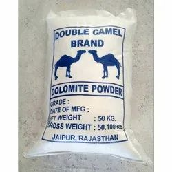 Double Camel Dolomite Powder, Packaging Type: HDPE Bag