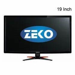 Zeko 19 inch HD Ready Office Monitor, 5 Ms