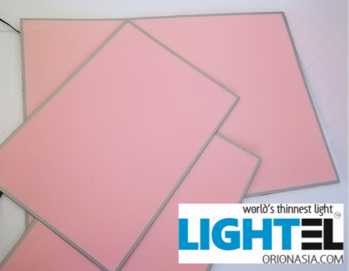 Electroluminescent Panel / EL Backlight - Foster Induction