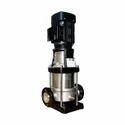 Multistage Pressure Pump