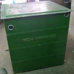 FRP Bio Digester Tank 500 Ltr