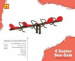 4 Seater See Saw OK_STA_018