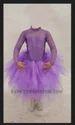 Birthday Purple Party Costume