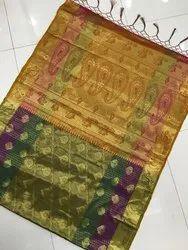 Mehfooz Silk Banarasi Silk Saree