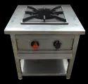 Aje 1 Burner Gujarati Commercial Cooking Range
