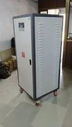 SAPT 10-300 Kva Three Phase Static Voltage Stabilizer, Warranty: 1 Year