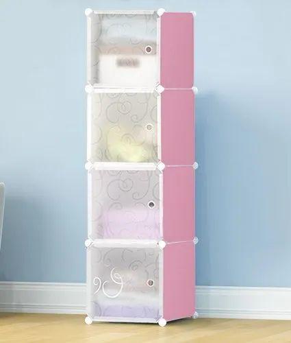 Storage Organizer Almirah Rack Shelf