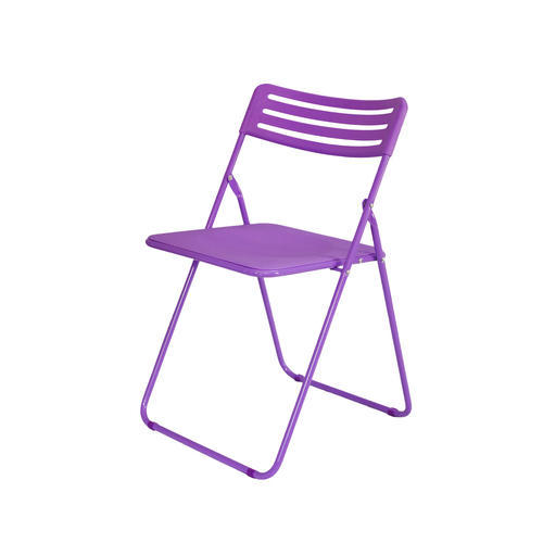 Spacex Purple foldable chair