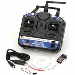 Fly Sky FS-CT6B 6-Channel 2.4 Ghz Transmitter and Receiver