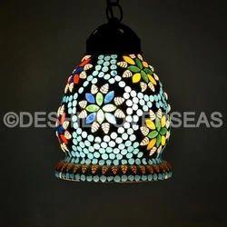 Mosaic Hanging Lights