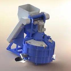 Mega Star Concrete Mixer Machine