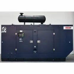 DPK 125KVA 3 Phase Liquid Cooled Diesel Genset, 415 V, Model Name/Number: D125L3STVE