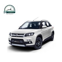 Car Rental Service (Maruti Brezza)