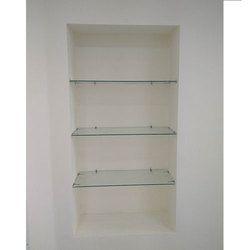 Stainless Steel Hospital Storage Shelf