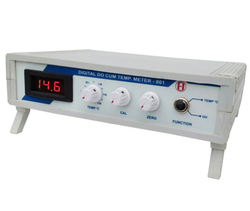 Microprocessor Based Dissolved Oxygen Meter