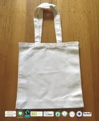 Sustainable Canvas Beach Bag