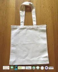 Sustainable Canvas Beach Bag