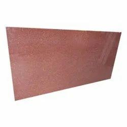 Rectangular Ruby Red Granite Slab