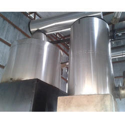 PET Coke Fired Thermic Fluid Heater Plant