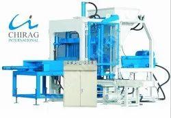 Chirag Semi Automatic Ash Brick Making Machine