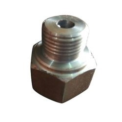 Mild Steel CNC Hex Screw Bolt
