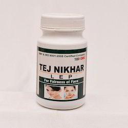 Ayursun Pharma Tej Nikhar Powder for Fairness of Face
