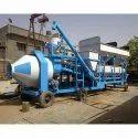 650 Liters Mobile Concrete Batching Plant