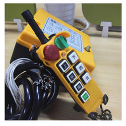 EOT Crane Single Speed Radio Remote Control