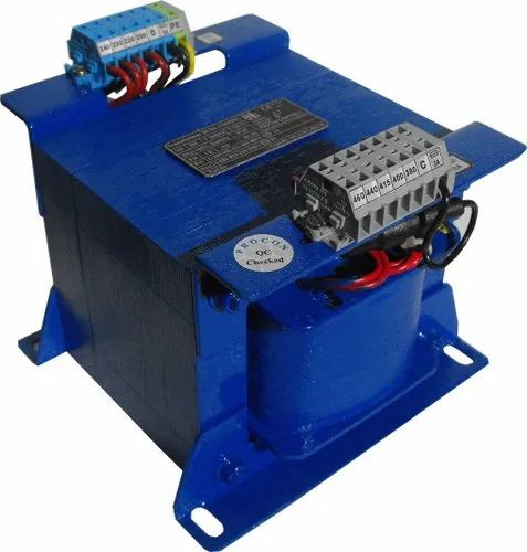 Single Phase Step Down Control Transformer