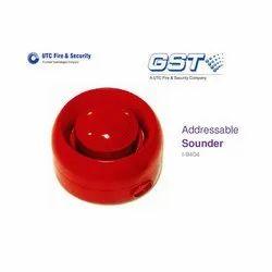Plastic I-9404 Gst Addressable Sounder, For Offices