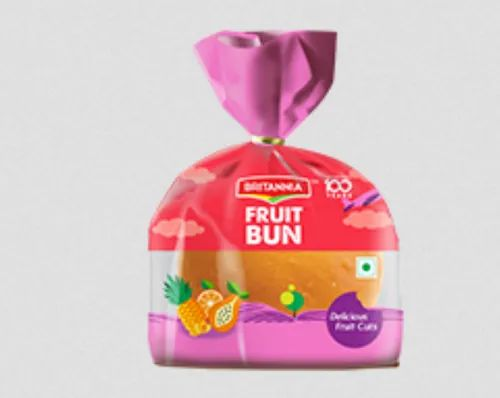 Britannia Fruit Bun